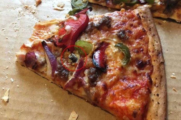 woman-'horrified'-after-finding-metal-screw-in-her-domino's-pizza