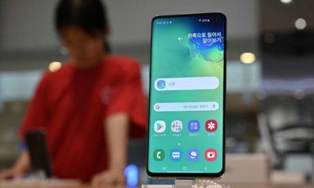 Samsung's Galaxy S10