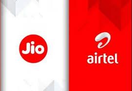Airtel and JIO