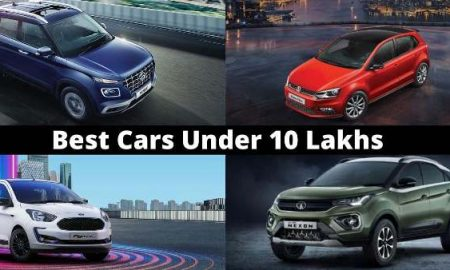 best-cars-under-10-lakhs-in-india-2020