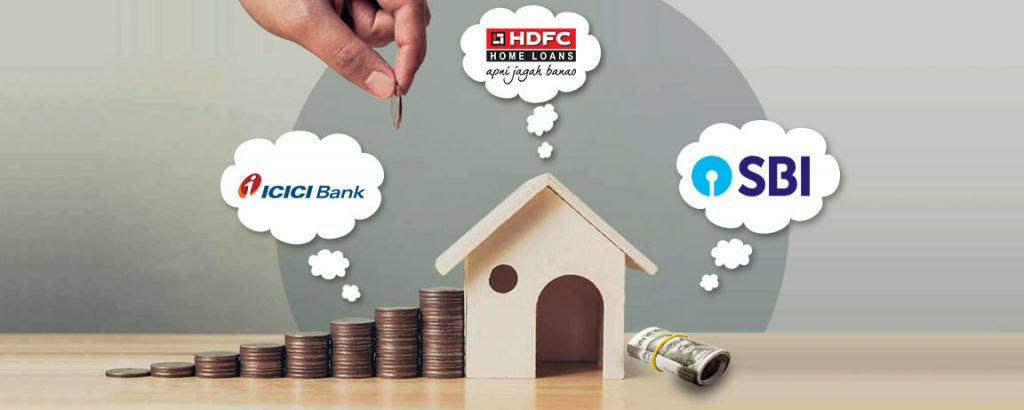 SBI vs HDFC vs ICICI vs Axis Bank: Where to get cheapest home loan?